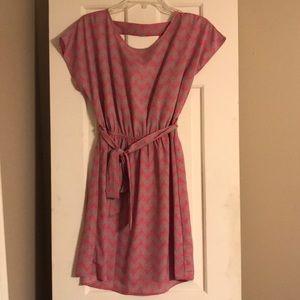 Dresses & Skirts - Stripped dress
